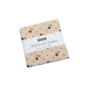 Mill Creek Garden Charm Packs By Moda - Packs Of 12