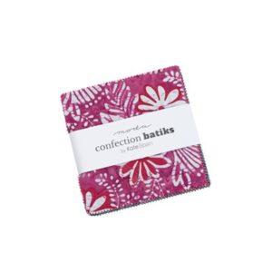 Confection Batiks Charm Packs - Packs Of 12