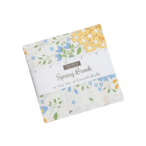 Spring Brook Charm Packs By Moda - Packs Of 12