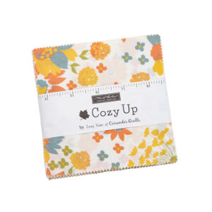 Cozy Up Charm Packs By Moda - Packs Of 12