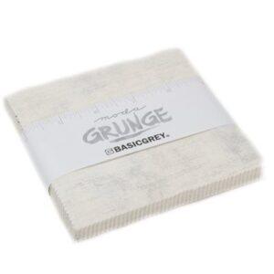 Grunge Charm Packs - Creme - Packs Of 12