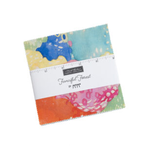 Fanciful Forest Charm Packs By Moda - Packs Of 12