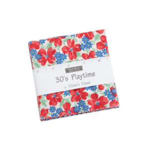 30's Playtime Charm Packs By Moda - Packs Of 12