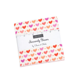 Sincerely Yours Charm Packs By Moda - Packs Of 12