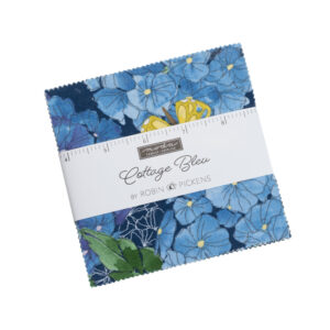 Cottage Blue Charm Packs By Moda - Packs Of 12