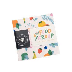 Food Group Charm Packs - Packs Of 12