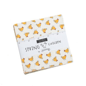 Spring Chicken Charm Packs By Moda - Packs Of 12