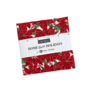 Home Sweet Holidays Charm Packs By Moda - Packs Of 12