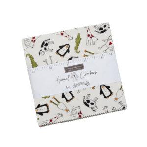 Animal Crackers Charm Packs By Moda - Packs Of 12