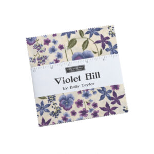 Violet Hill Charm Packs By Moda - Packs Of 12