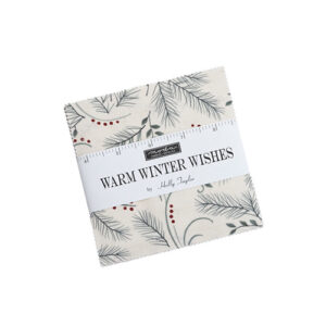 Warm Winter Wishes Charm Packs By Moda - Packs Of 12