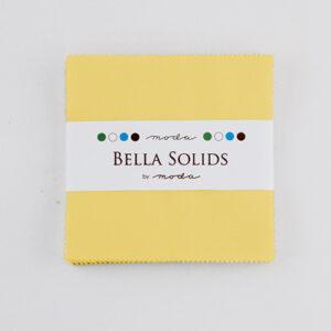 Bella Solids Charm Packs - Packs Of 12
