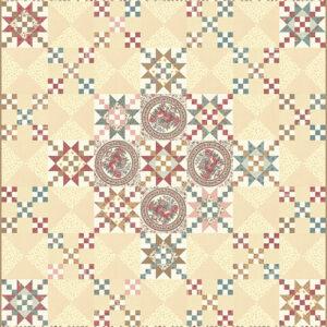 Regency Romance Project Sheets By Moda - Packs Of 12