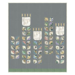 Flea Market Fresh - Scandi Dandy Quilt Project Sheets - Packs Of 12