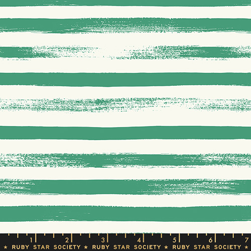 Zip By Rashida Coleman-Hale Of Ruby Star Society For Moda - Emerald Gree