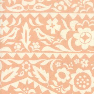 Alma By Alexia Abegg By Ruby Star Society For Moda - Peach