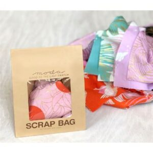 Ruby Star Scrap Bag By Moda - 14 Per Case