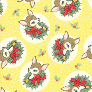 Deer Christmas By Urban Chiks For Moda - Twinkle
