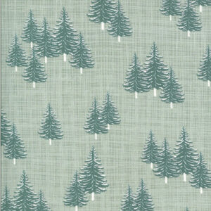 Juniper Brushed By Kate & Birdie For Moda - Frost - Brushed