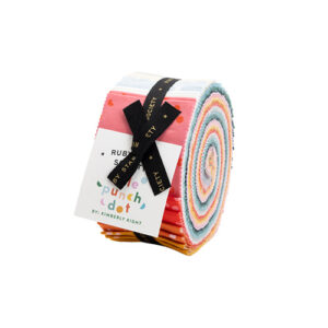 Hole Punch Dots Jelly Rolls By Moda - Packs Of 4
