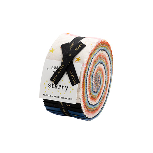 Starry Jelly Rolls By Moda - Packs Of 4