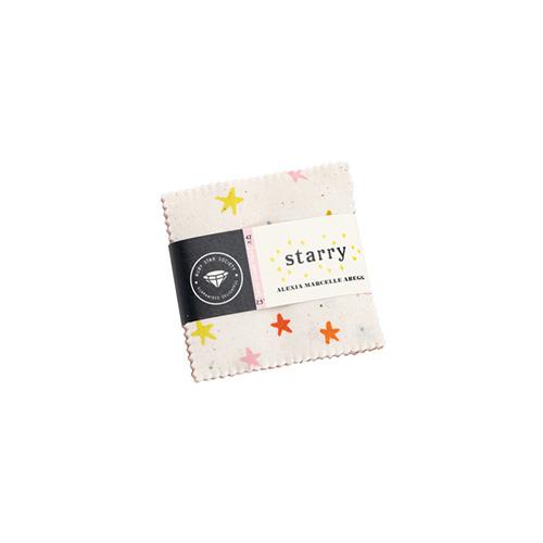 Starry Mini Charm Packs By Moda - Packs Of 24