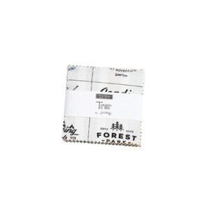 Timber Mini Charm Packs By Moda - Packs Of 24
