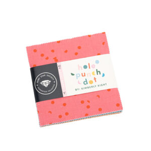 Hole Punch Dots Packs By Moda - Packs Of 12