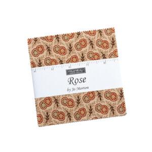 Rose Charm Packs By Moda - Packs Of 12