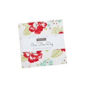 One Fine Day Charm Packs By Moda - Packs Of 12
