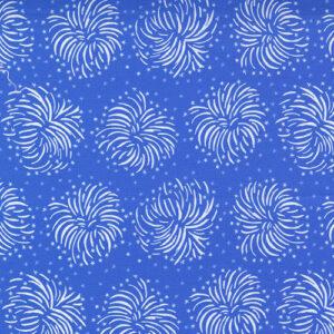 Holiday Essentials - Americana By Stacy Iest Hsu For Moda - Blue
