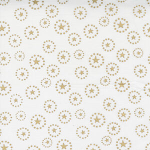 Felicity Batiks By Kate Spain For Moda - Snow Metallic