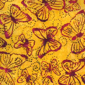Sunny Day Batiks By Moda - Sunshine