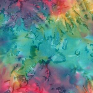 Sunny Day Batiks By Moda - Rainbow