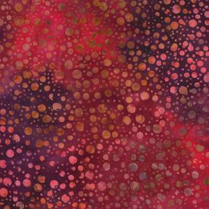 Sunny Day Batiks By Moda - Raspberry
