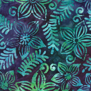 Sunny Day Batiks By Moda - Orchid