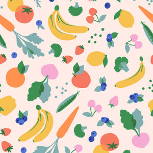 Food Group By Ruby Star Society For Moda - Ballet
