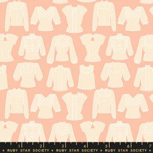 First Light By Ruby Star Society For Moda - Peach Blossom