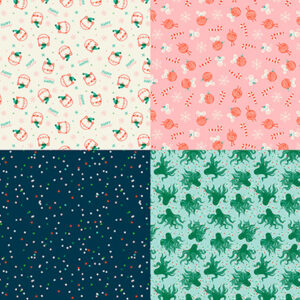 Peppermint Please By Ruby Star Society For Moda - Multi