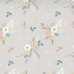 Little Ducklings By Paper And Cloth For Moda - Warm Grey