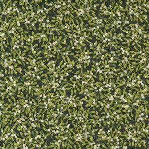 Sparkle And Shine Glitter By Moda - Evergreen