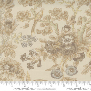 Regency Sumerset Blues By Christopher Wilson Tate For Moda - Shadow White - Old White