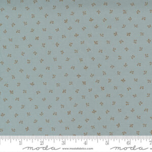 Regency Sumerset Blues By Christopher Wilson Tate For Moda - Parma Gray