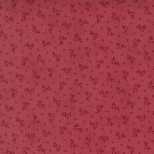 Cranberries And Cream By 3 Sisters For Moda - Cranberry