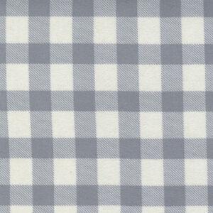 Yuletide Gatherings Flannels By Primitive Gatherings For Moda - Smoke
