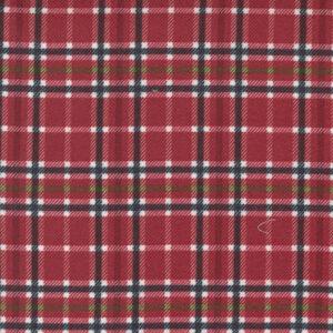 Yuletide Gatherings Flannels By Primitive Gatherings For Moda - Santa\'s Coat