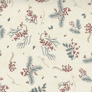 Warm Winter Wishes By Holly Taylor For Moda - Snowflake