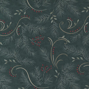 Warm Winter Wishes By Holly Taylor For Moda - Spruce Green