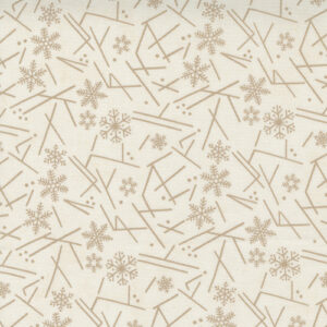Warm Winter Wishes By Holly Taylor For Moda - Snowflake - Antler