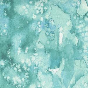 Starflower Christmas By Create Joy Project For Moda - Aqua Frost